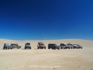 Sand Dunes Driving Course with Bill Burke