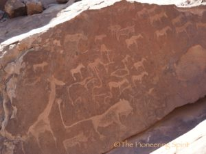And more rock art
