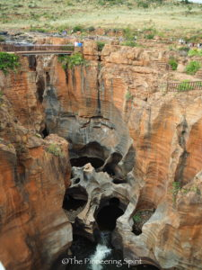 Bourkes Potholes Park, Blyde River Canyon