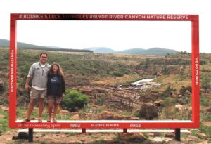 Being a tourist at Blyde River Canyon